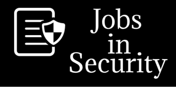 JOBS IN SECURITY