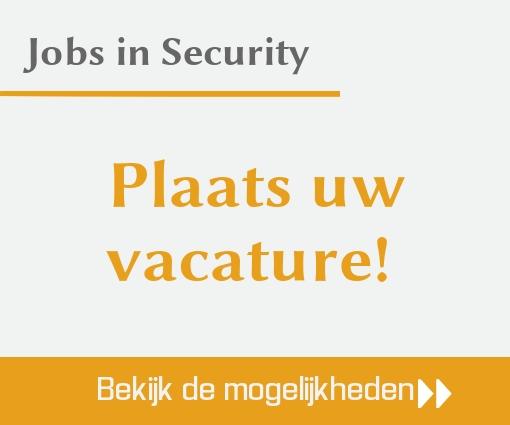 Jobs in Security Plaats uw Vacature